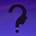"""Аватар сообщества """"Странные вопросы"""""""