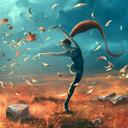"""Аватар сообщества """"Свободные художники"""""""