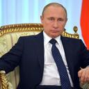 """Аватар сообщества """"Путин Владимир Владимирович"""""""