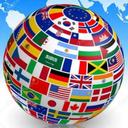 """Аватар сообщества """"Международная повестка"""""""
