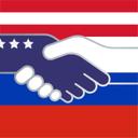 """Аватар сообщества """"Новости США"""""""