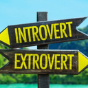 """Аватар сообщества """"Интроверты, уединяйтесь"""""""