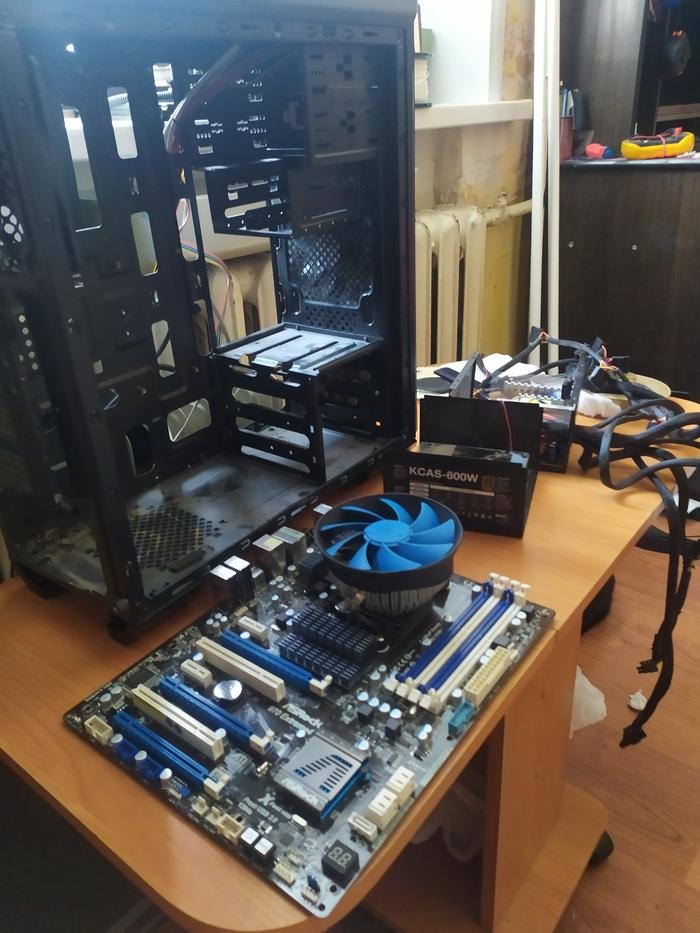Проблема с компьютером Компьютер, Проблема, Помощь, Поломка, Ремонт компьютеров, Компьютерная помощь, Компьютерное железо