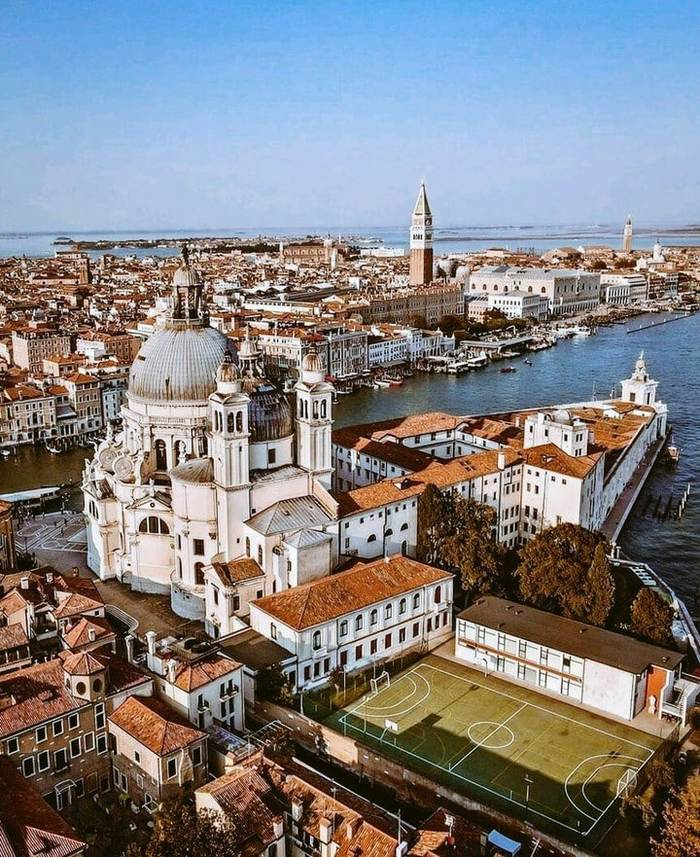 Футбольная Венеция