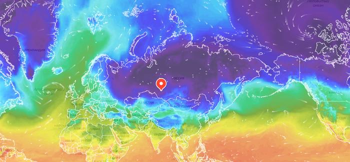 Ответ на пост Диалоги о русской зиме с южными азиатами