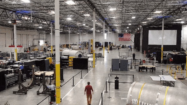 Relativity Space анонсирует создание прямого конкурента Falcon 9 - многоразовую тяжелую ракету, напечатанную на 3D принтере Relativity Space, Космонавтика, Космос, Ракета-Носитель, Двигатель, 3D печать, NASA, Илон Маск, Falcon 9, Гифка, Видео, Длиннопост
