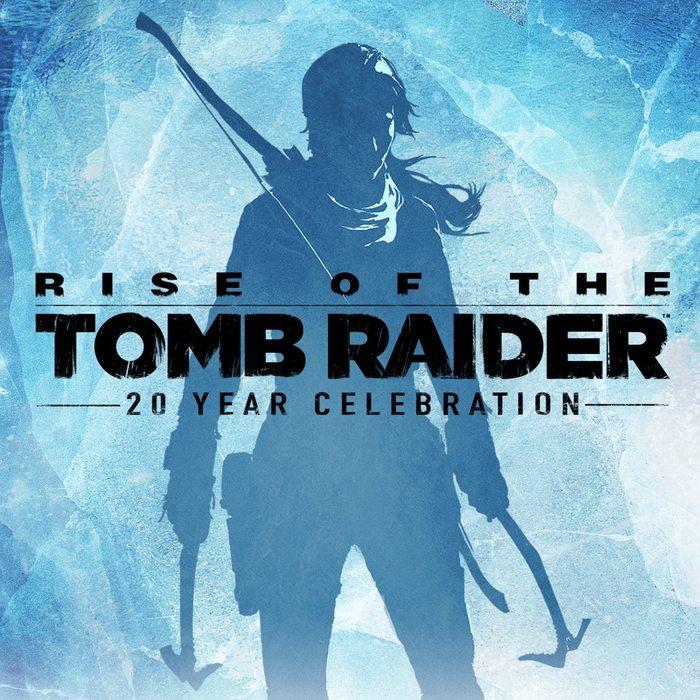 Розыгрыш quotRise of the Tomb Raider 20 Year Celebrationquot