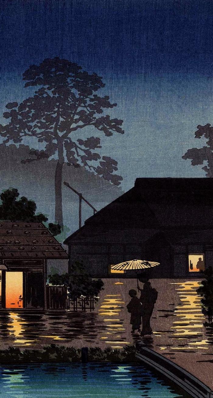Цучия Коицу ,,Долгий сезон дождейquot