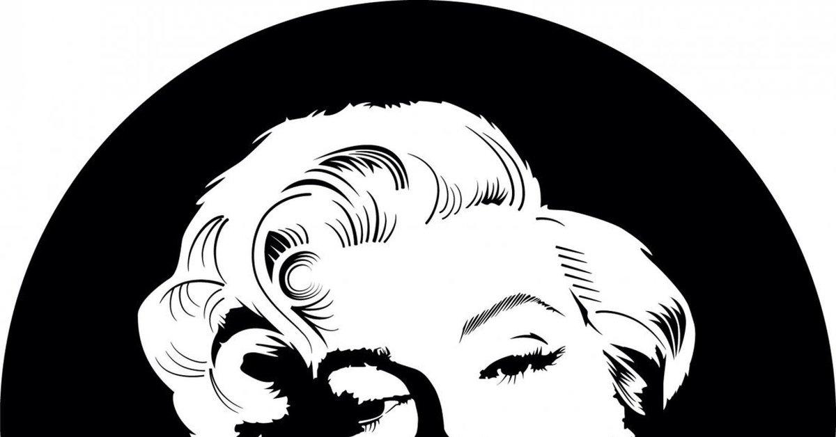 "Мэрилин Монро на артах (VI) Цикл ""Великолепная Мэрилин"" 416 выпуск"