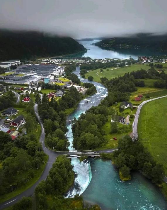 Страна чудес в Норвегии