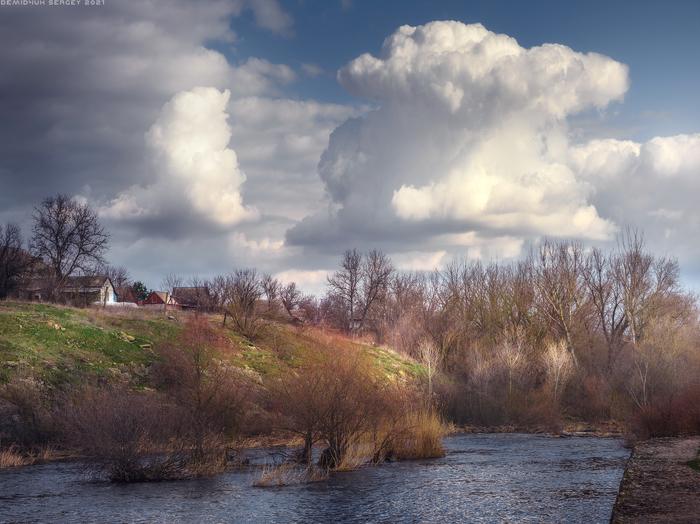 Пушистое небо)