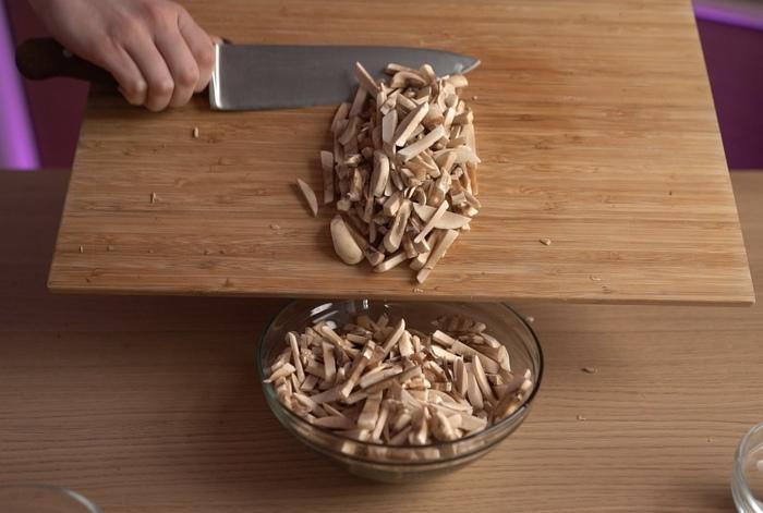 Жюльен с курицей и грибами Жюльен, Рецепт, Видео рецепт, Видео, Длиннопост, Кулинария, Видеоблог