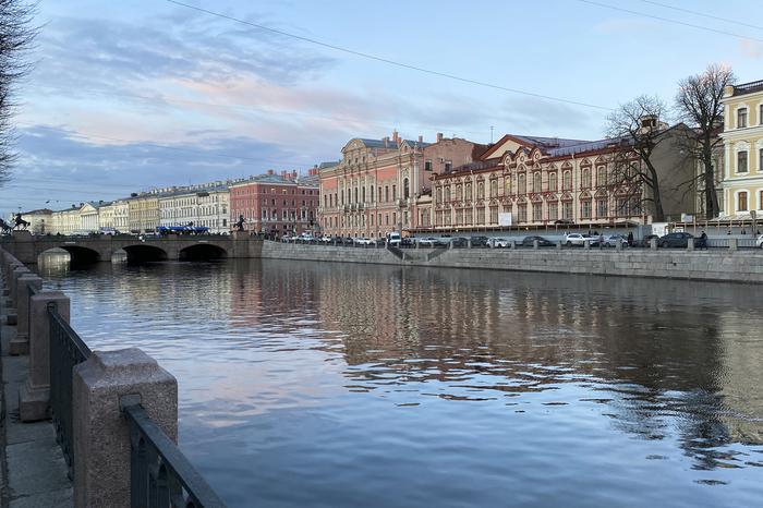 Питерские прогулки