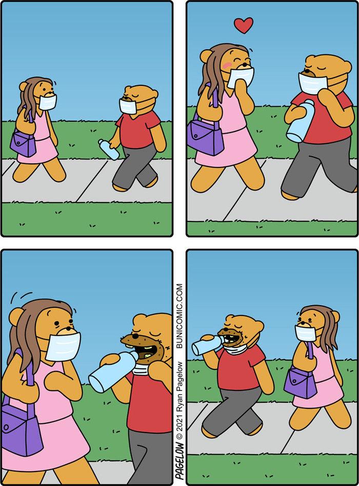 Ожидание vs. реальность