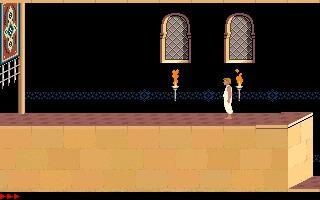 Принц или не Принц, вот в чём вопрос Принц Персии, Компьютерные игры, Игры для DOS, Dos, Dos Games, Длиннопост, Видео, Гифка, Модификации