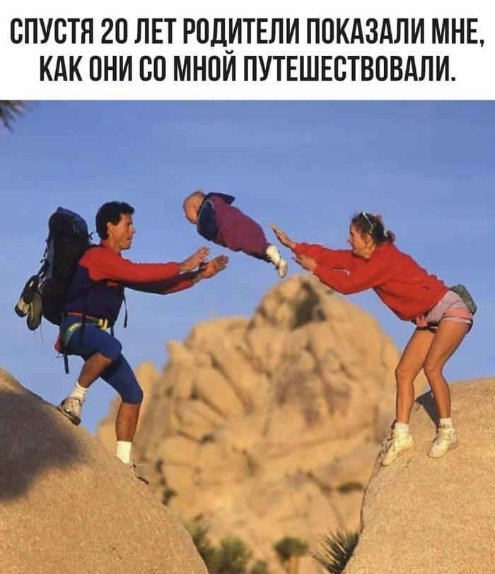 Тонкости материнского инстинкта ))