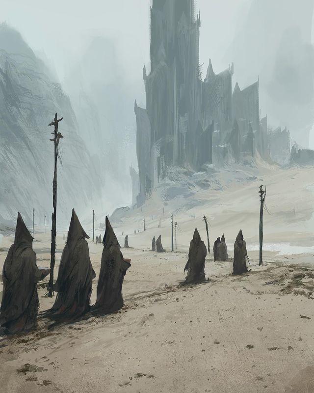 Замок ведьмы