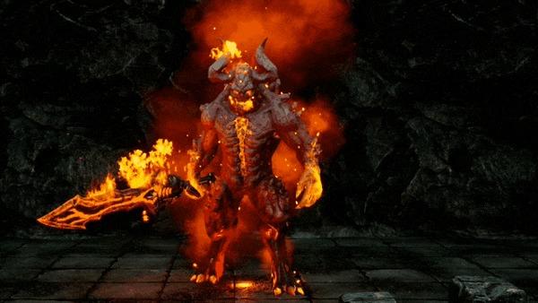 Разработчик, который выжил. 7 лет. Demon skin. Часть 3 Indiedev, Gamedev, Платформер, Фэнтези, Unreal Engine 4, Инди игра, Длиннопост, Дневник, Разработка, Гифка, Видео