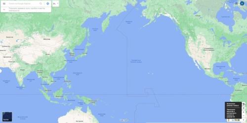 Почему корабли из Китая проходит вдоль Камчатки, а не напрямик? География, Морской путь, Карты, Гифка, Длиннопост, Текст