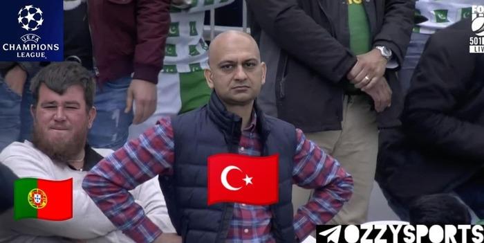«Ну да, ну да, пошёл я нахер» © Стамбул Футбол, Лига чемпионов, Турция, Коронавирус, Перенос, Невезение, Мемы