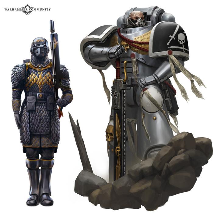 Витрианский драгун и Серебряный Череп