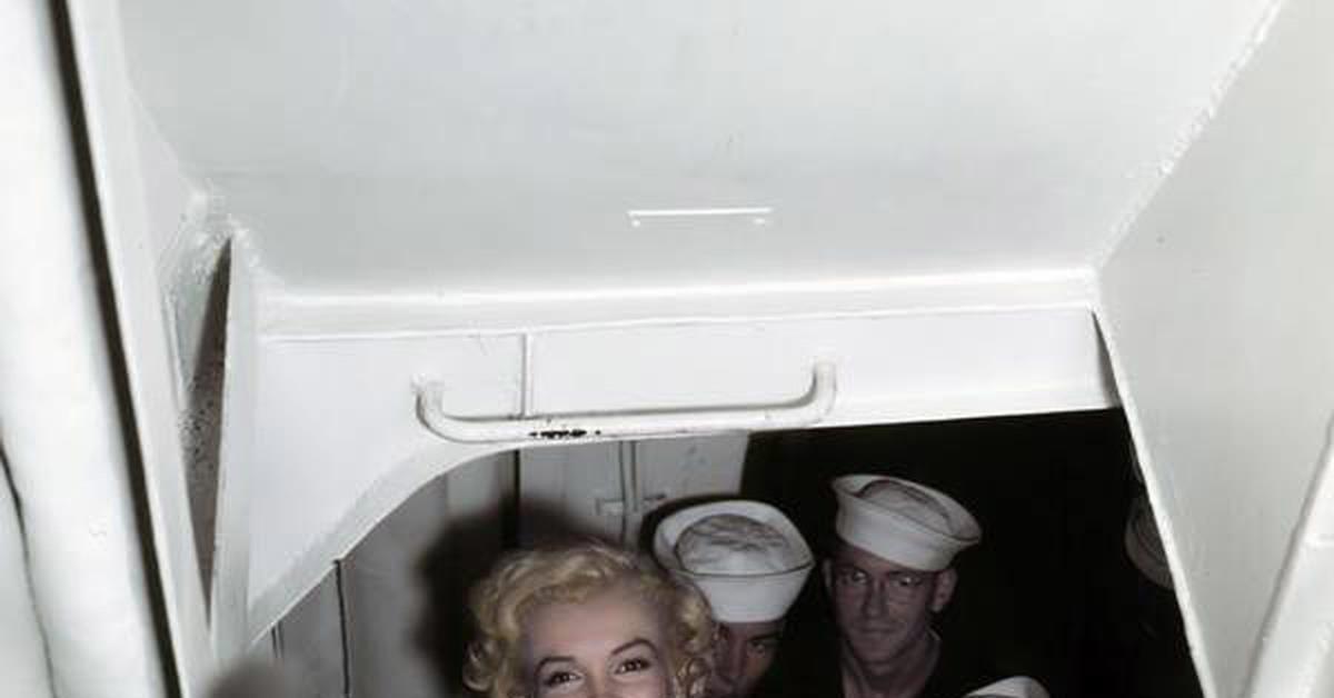 """Мэрилин Монро на фотографиях Джона Флореа (II) Цикл """"Великолепная Мэрилин"""" 475 выпуск"""