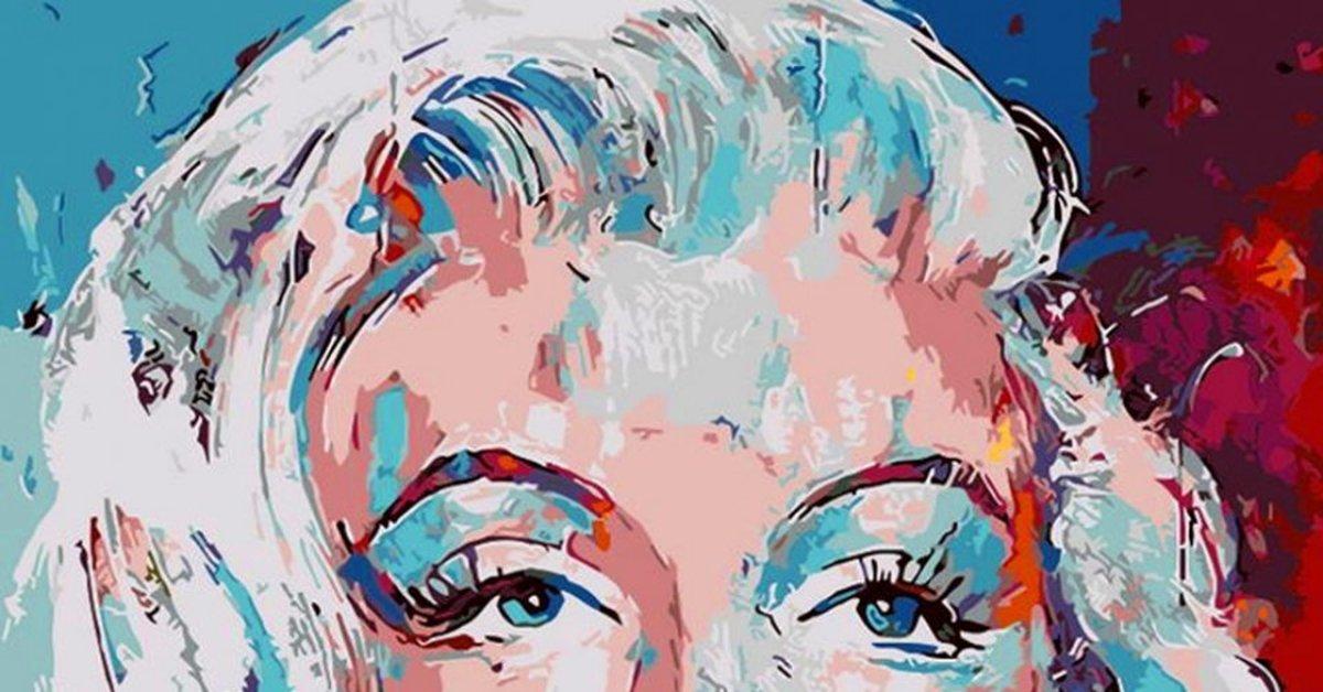 """Мэрилин Монро на артах (XIV) Цикл """"Великолепная Мэрилин"""" 486 выпуск"""
