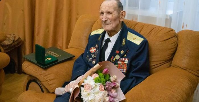 В Харькове умер последний Герой Советского Союза
