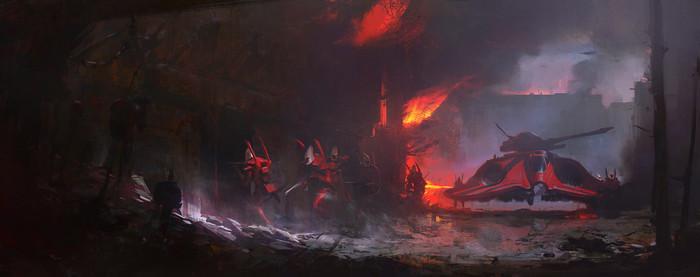 Breach and Burn