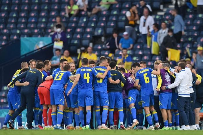 Украина выходит в 1/4 Евро-2020 !!!