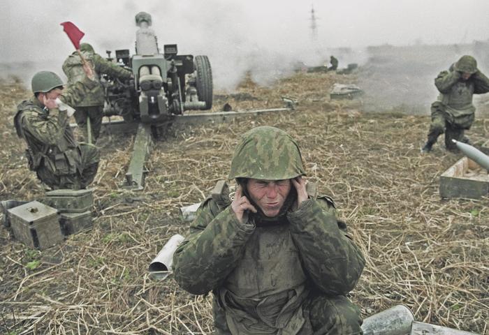 ПТСР после войны в Чечне