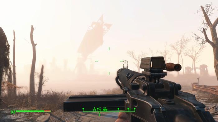 100 часов в компьютерных играх Fallout 4, Fallout, Fallout 4, 100 ходов, Longpost