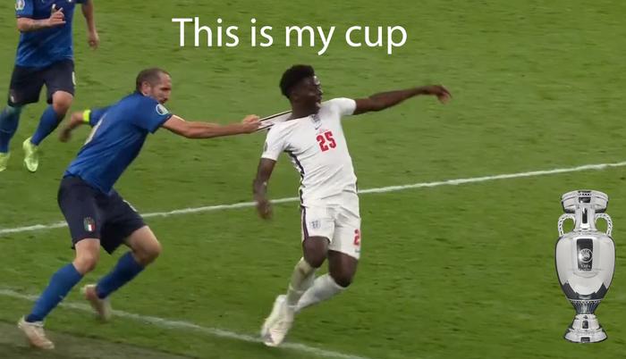 Италия чемпион Европы по футболу 2020 ( 2021 )