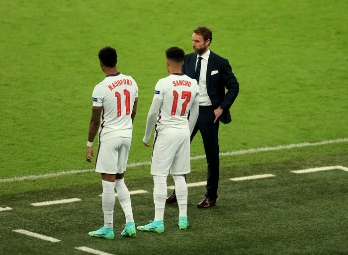 Лучшая замена Чемпионат Европы, Футбол, Сборная англии, Евро 2020