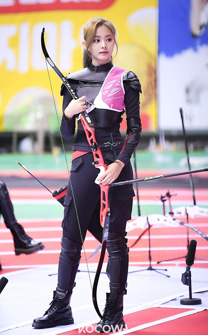 Лучница из Тайваня