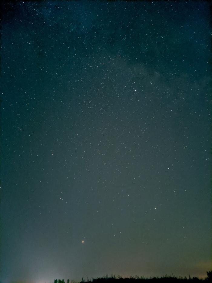 Звёздное небо (часть 3)
