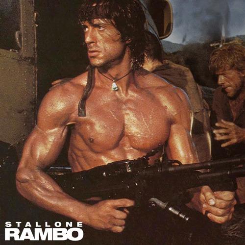 К сожалению, Рэмбо сейчас 75 лет, и помочь США в Афганистане, он не сможет