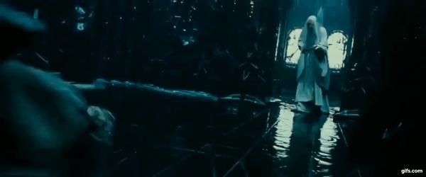 Breakdance Юмор, Брейк-Данс, Властелин колец, Саруман, Гэндальф, Гифка