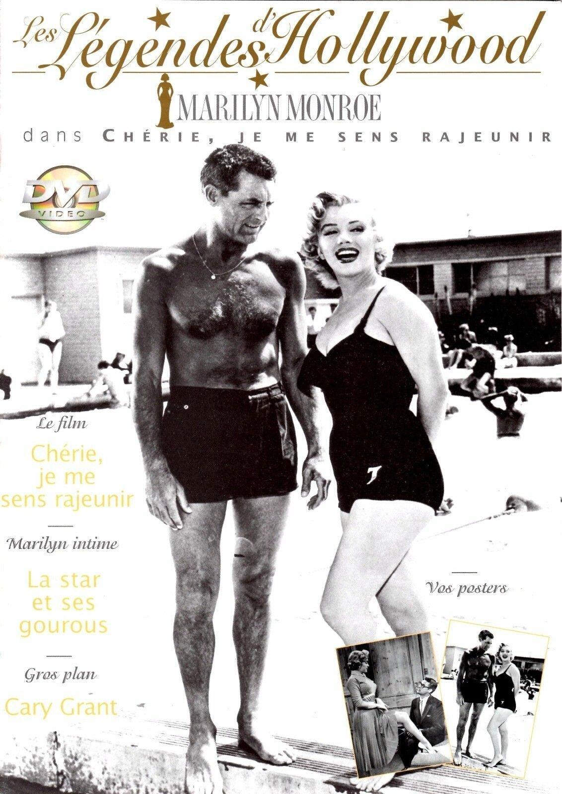 """Мэрилин Монро на обложках журналов / DVD (XXII) Цикл """"Великолепная Мэрилин"""" 580 выпуск"""